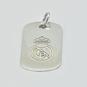 Chapa Militar Real Madrid...