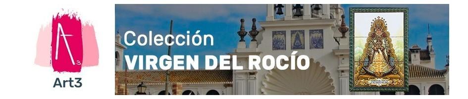 Llaveros de la Virgen del Rocío - Colección de Joyería Art3