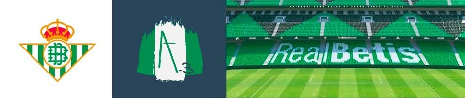 Pendientes del Real Betis Balompié. Diferentes modelos. P.Oficial.