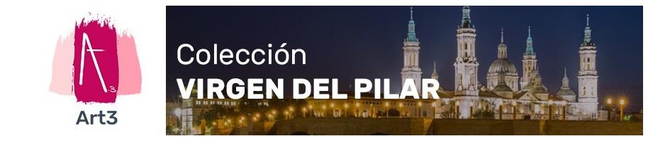 Colección Virgen del Pilar - Joyas bañadas en Plata