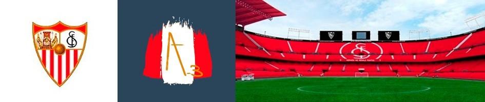 Joyería y Bisutería Sevilla F.C. Producto Oficial · Art3 Club