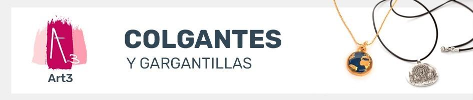 Colgantes y Gargantillas Originales - Comprar online en Joyería Art3