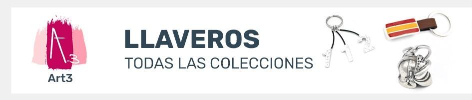 Llaveros - Comprar llaveros online en Joyería Art3 - Envíos 24/48H